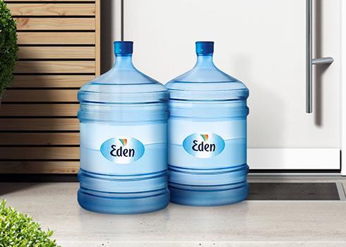 Undvik att bära hem vatten från butiken
