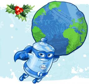 Bli miljöhjälte i jul!
