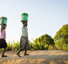 March for water: Eden går för rent vatten!