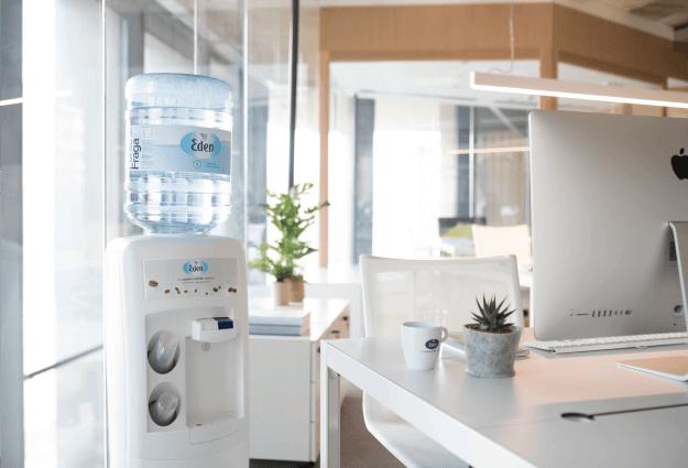 Vattenautomat för företag
