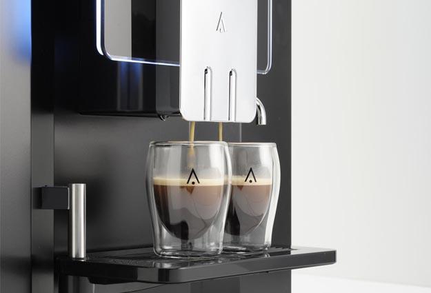 Kaffemaskiner för malet kaffe