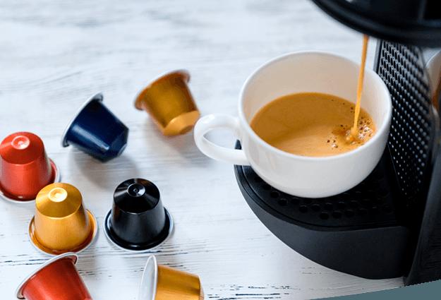 Kaffekapselmaskiner företag