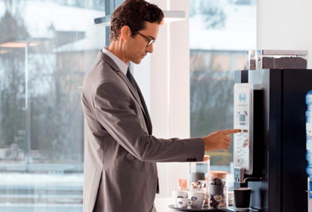 Kaffebönor för företag