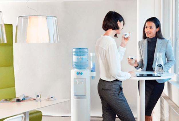 Vattenkylare till kontoret