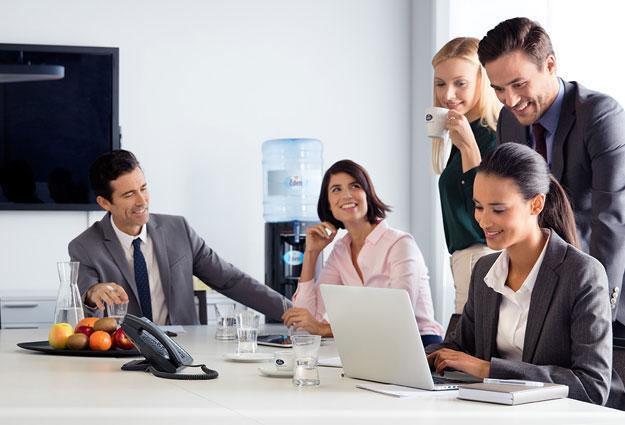 Behöver du en vattenmaskin till din arbetsplats?