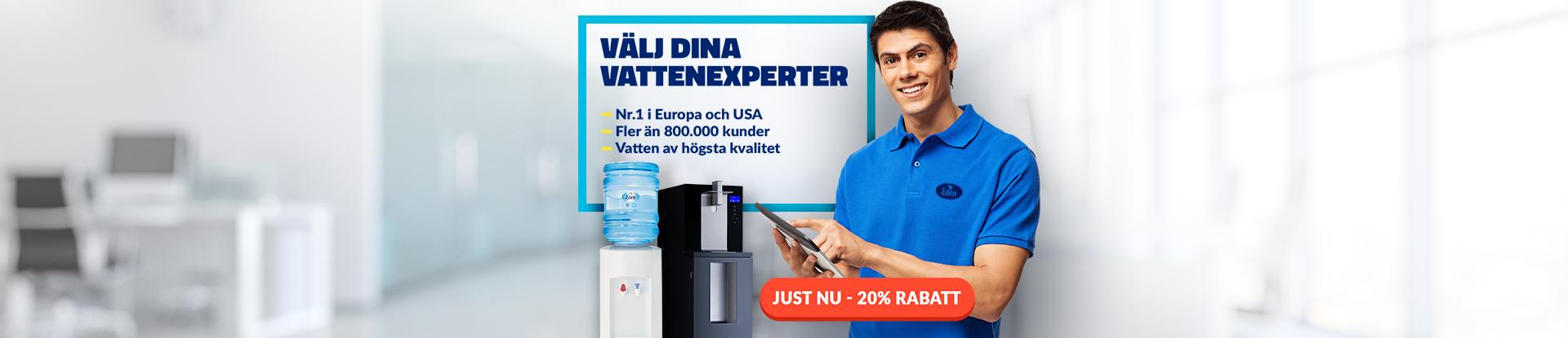 Vattenexpert